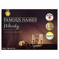 Elizabeth Shaw Famous Names Whisky Collection Box