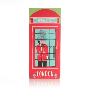Milly Green Milly Green London Adventures Magnetic To Do List