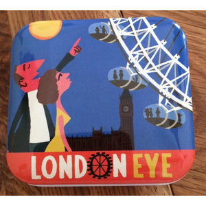 Paul Thurlby London Eye Pocket Tin