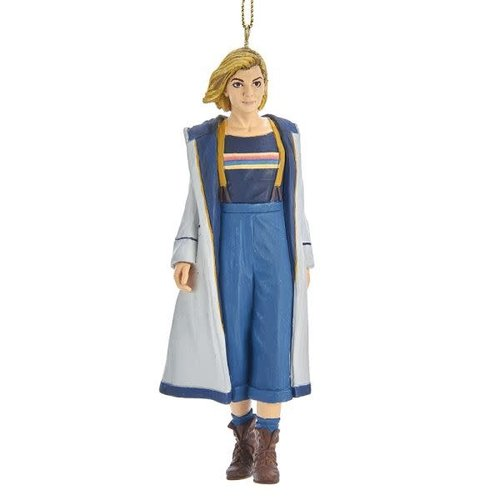 Kurt Adler Doctor Who 13th Doctor Ornament