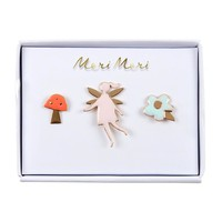 Fairy Enamel Pins