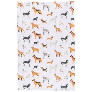 Now Designs Now Designs Dog Tea Towel