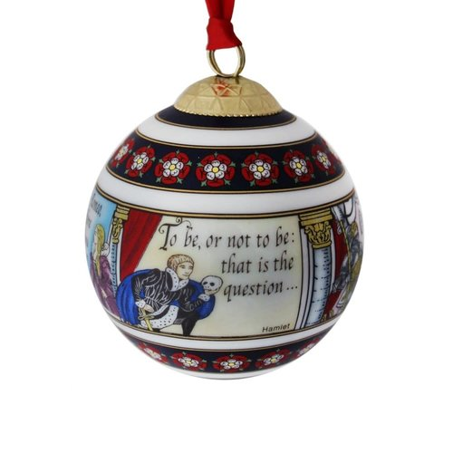 Halcyon Days halcyon days shakespeare bauble