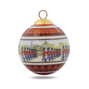 Halcyon Days halcyon days changing the guard royal residences bauble