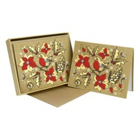 Red Berries Boxed Cards