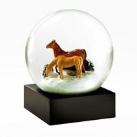 Cool Snowglobes Horses