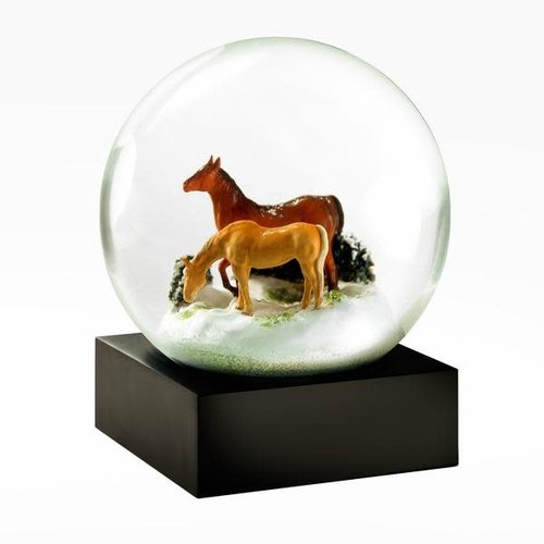 Cool Snow Globes Cool Snowglobes Horses
