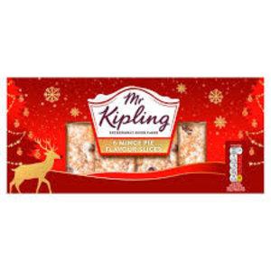 Mr. Kipling Mr Kipling Mince Pie Slices
