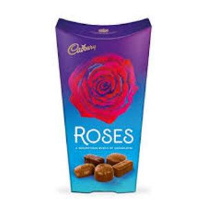 Cadbury Cadbury Roses Carton -- 186g