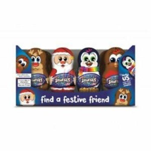 Nestle Smarties Festive Friends