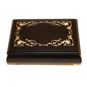 Splendid Music Box Co. Splendid Music Box Black with Matte Finish