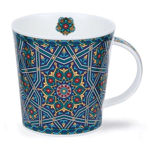 Dunoon Cairngorm Aziza Flower Mug