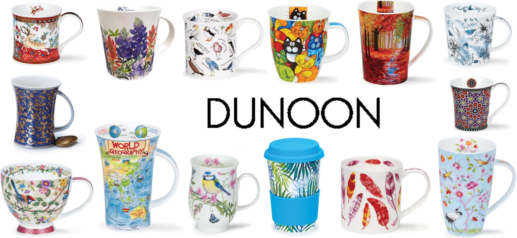 Dunoon mugs w logo