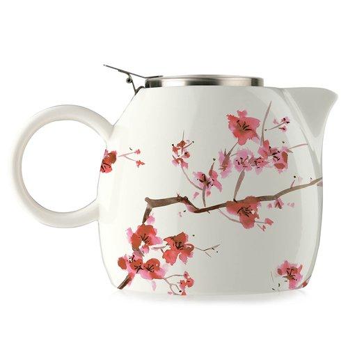 Tea Forte Teapot Cherry Blossom