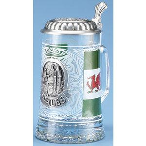 Glass Wales Stein