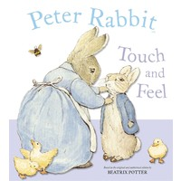 Peter Rabbit Touch & Feel