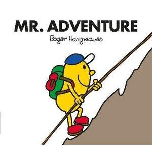 mr. adventure book