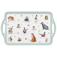 Wrendale Melamine Tray Large