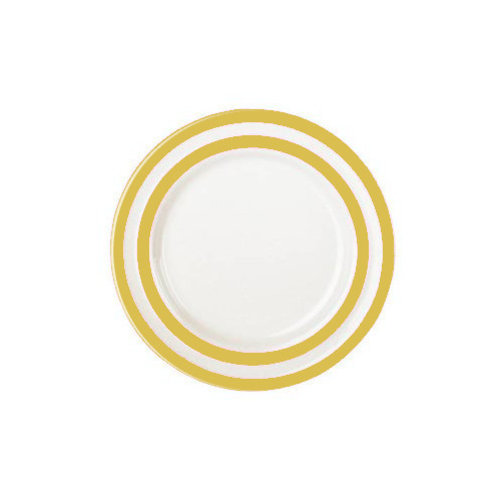 Cornishware Cornishware Yellow Side Plate