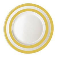 Cornishware Yellow Dinner Plate