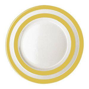 Cornishware Cornishware Yellow Dinner Plate