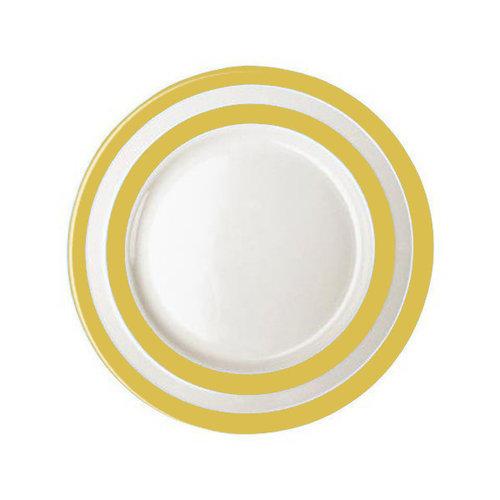 Cornishware Cornishware Yellow Breakfast Plate