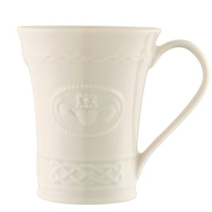 Belleek Belleek Claddagh Mug
