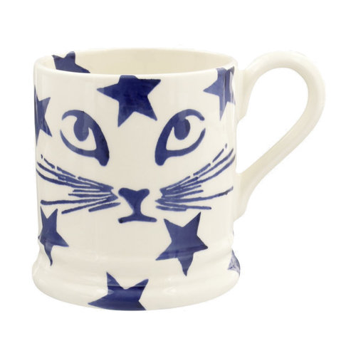 Emma Bridgewater The Pussycat 1/2 Pint Mug