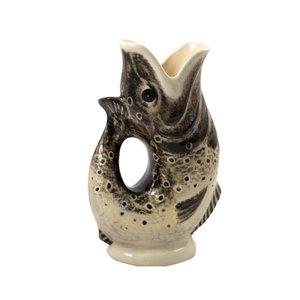 Babbacombe Pottery Brown Trout Medium Jug