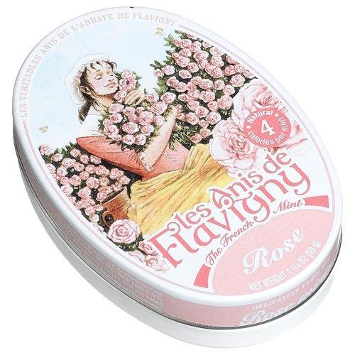 Flavigny Rose Tin