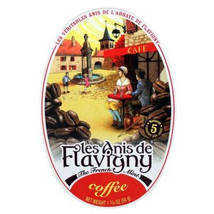 Flavigny Coffee Tin