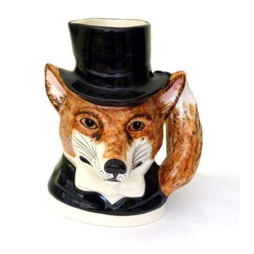 Babbacombe Pottery Babbacombe Pottery Hunting Fox Jug