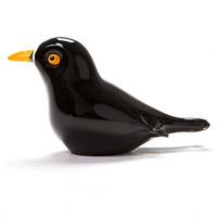 Langham Glass Blackbird