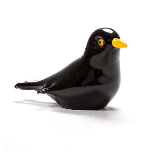 Langham Glass Langham Glass Blackbird