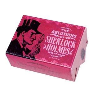 Sherlock Holmes Soap