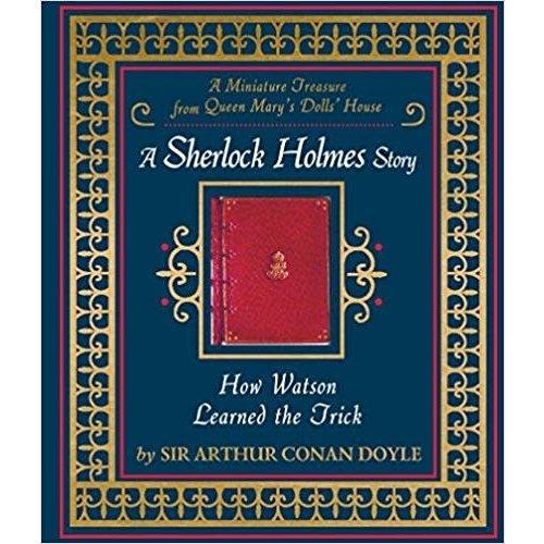 Miniature Sherlock Holmes Story