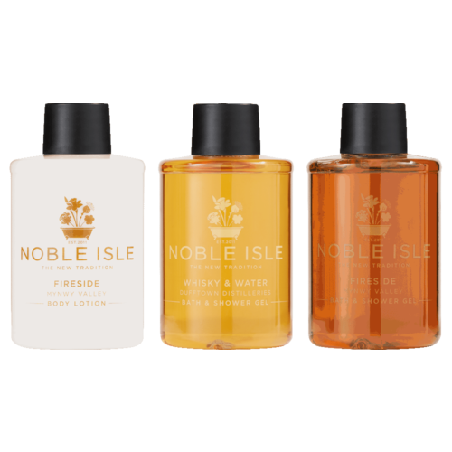 Noble Isle Noble Isle Trio Gift Set: Whisky & Water, Fireside