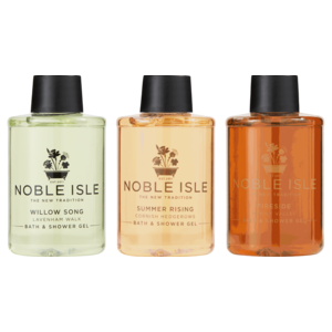 Noble Isle Noble Isle Bath & Shower Trio Gift Set