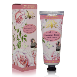 The English Soap Company English Soap Company Summer Rose Hand Cream