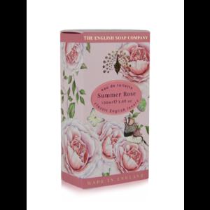 The English Soap Company Summer Rose Eau de Toilette