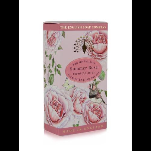 The English Soap Company English Soap Company Summer Rose EDT 100ml