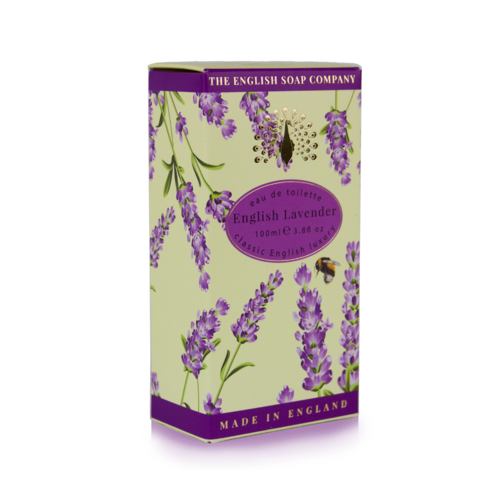The English Soap Company English Soap Company English Lavender EDT 100ml