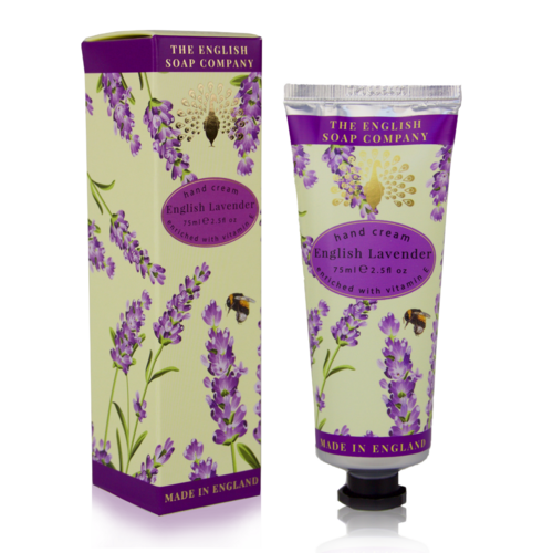 The English Soap Company English Lavender Hand Cream