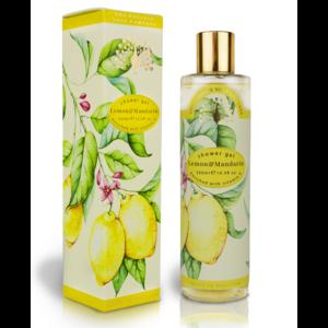 The English Soap Company English Soap Company Lemon & Mandarin Shower Gel