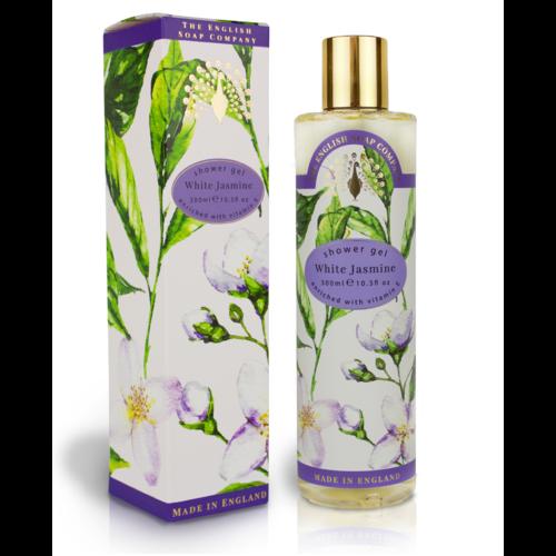The English Soap Company English Soap Company White Jasmine Shower Gel