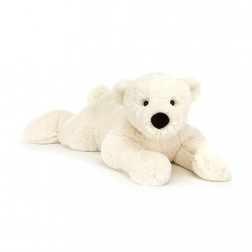 Jellycat Jellycat Lying Perry Polarbear
