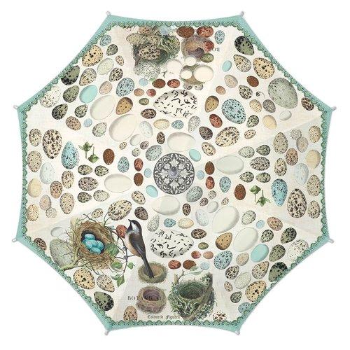 Michel Design Works Michel Nest & Eggs Umbrella