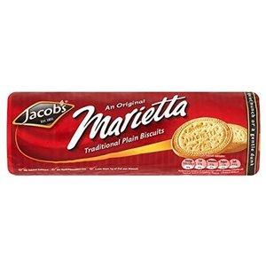 Jacobs Marietta Plain Biscuit