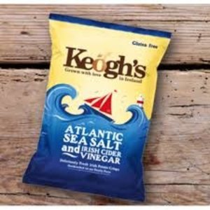 Keogh's Keoghs Sea Salt & Irish Cider Vinegar 50g