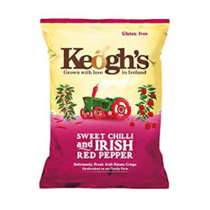 Keogh's Keogh's Sweet Chili and Irish Red Pepper 50g